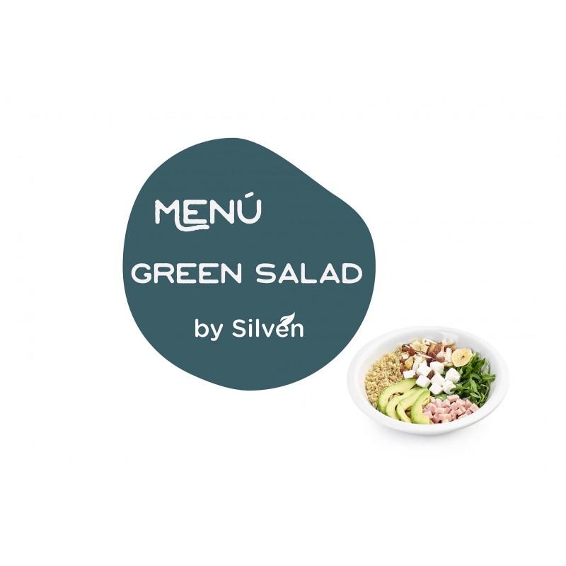 Menú Green Salad